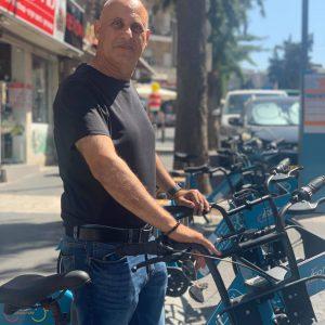 קידום פרוייקט מערך האופניים ואופניים חשמליים להשכרה ברחבי העיר